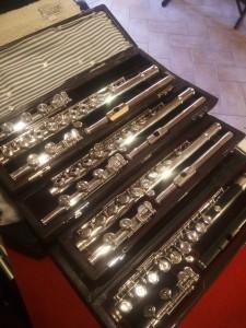 flauti usati