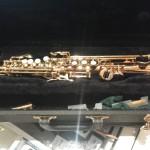 Sax Sopranino Maxtone in Mib usato
