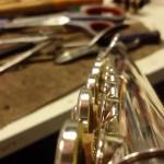 Tamponatura Flauto - Allineamento chiavi, meccanica e tamponi