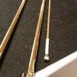 Riparazione e sollevamento ammaccatura coulisse Trombone
