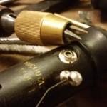 Riparazione oboe -  Smontaggio e pulizia portavoci