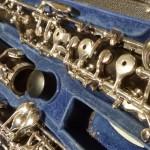 Riparazione Revisione generale, tamponatura totale oboe Regoutat