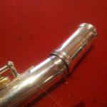 Flauto innesto testata rotto - Riparazione e saldatura